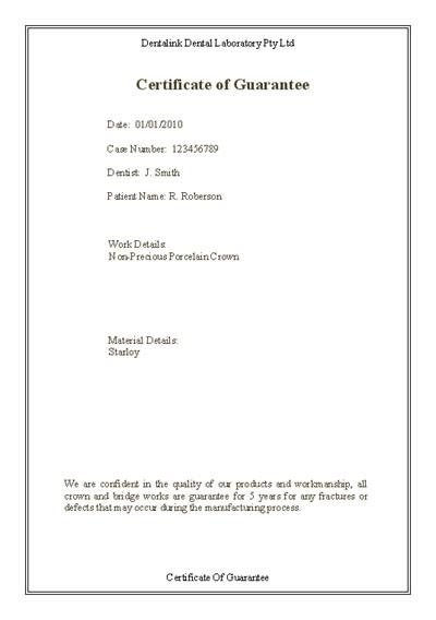 CertificateSample